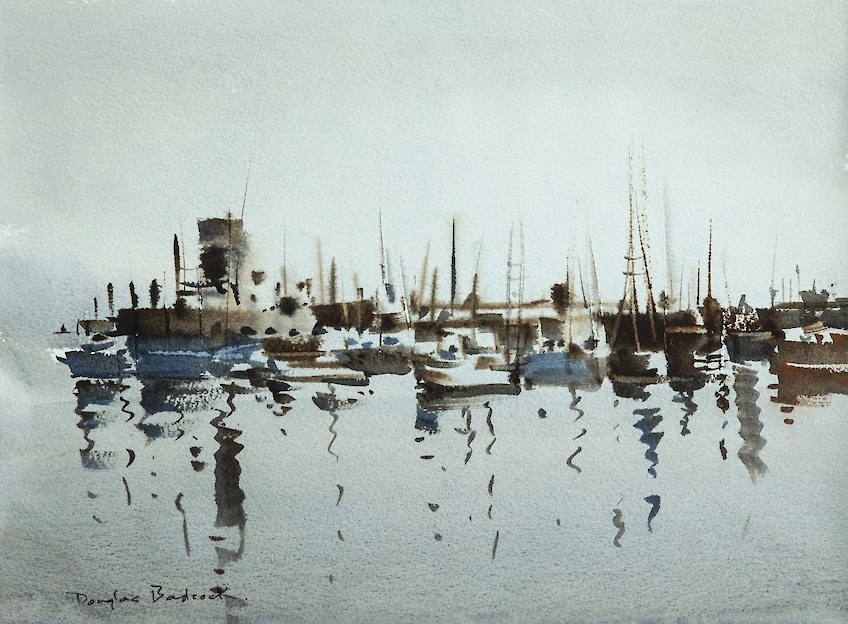 Marina Watercolour